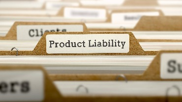 Files for Product Liability